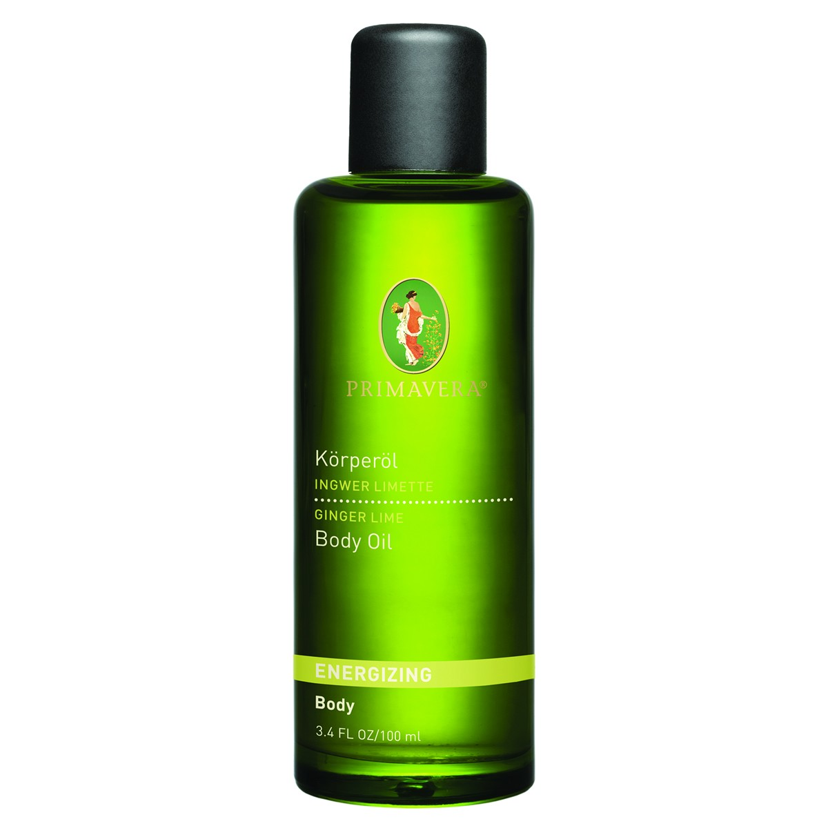 Primavera Organic Energizing Body Oil