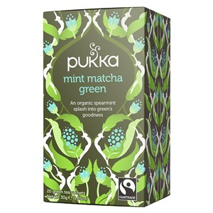Pukka Mint Matcha Green Tea
