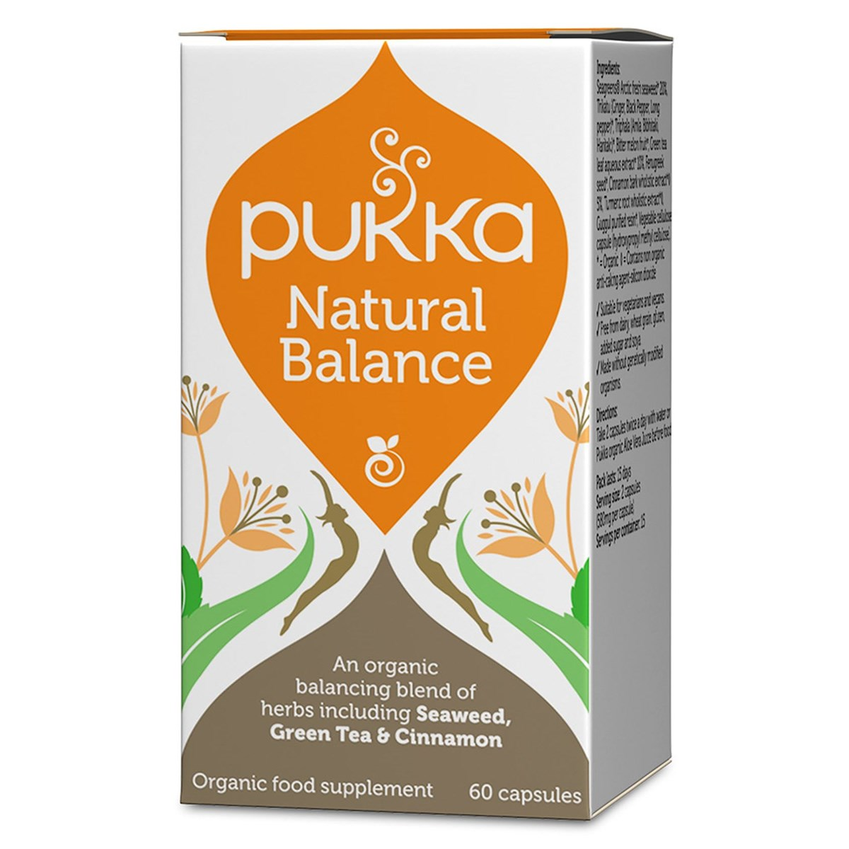 Pukka Natural Balance Capsules