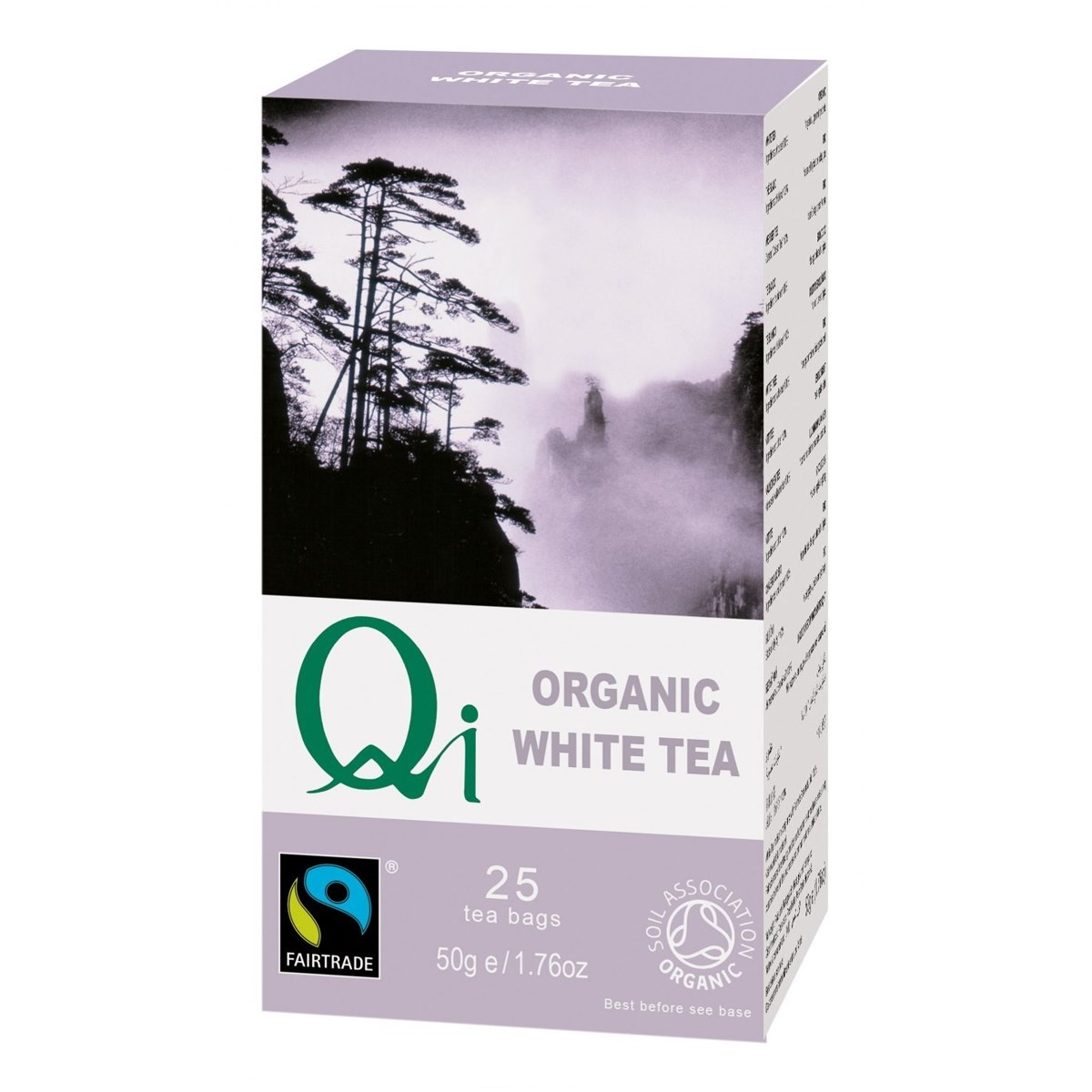 Qi Organic White Tea