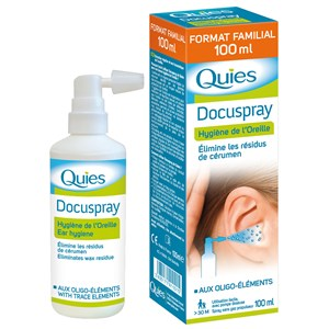 Quies Docuspray Ear Hygiene Spray