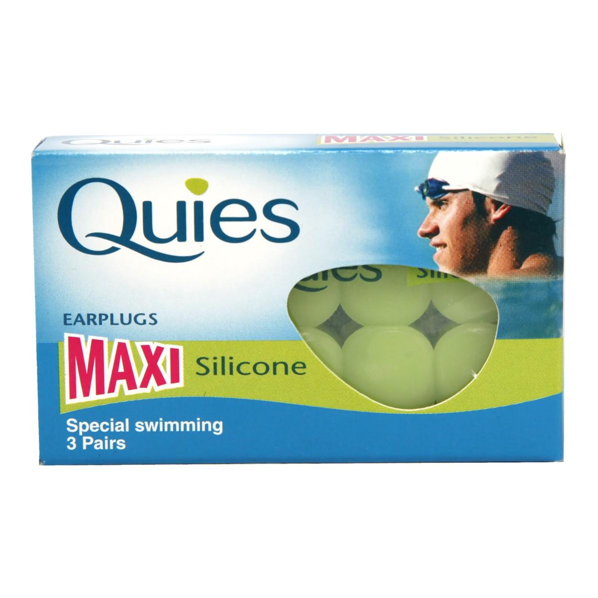Quies Maxi Silicone Earplugs