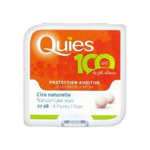 Quies Pure Wax Earplugs