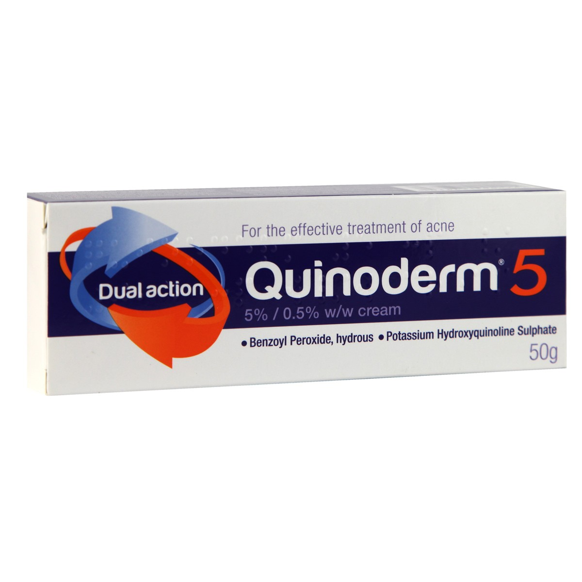 Quinoderm Cream 5