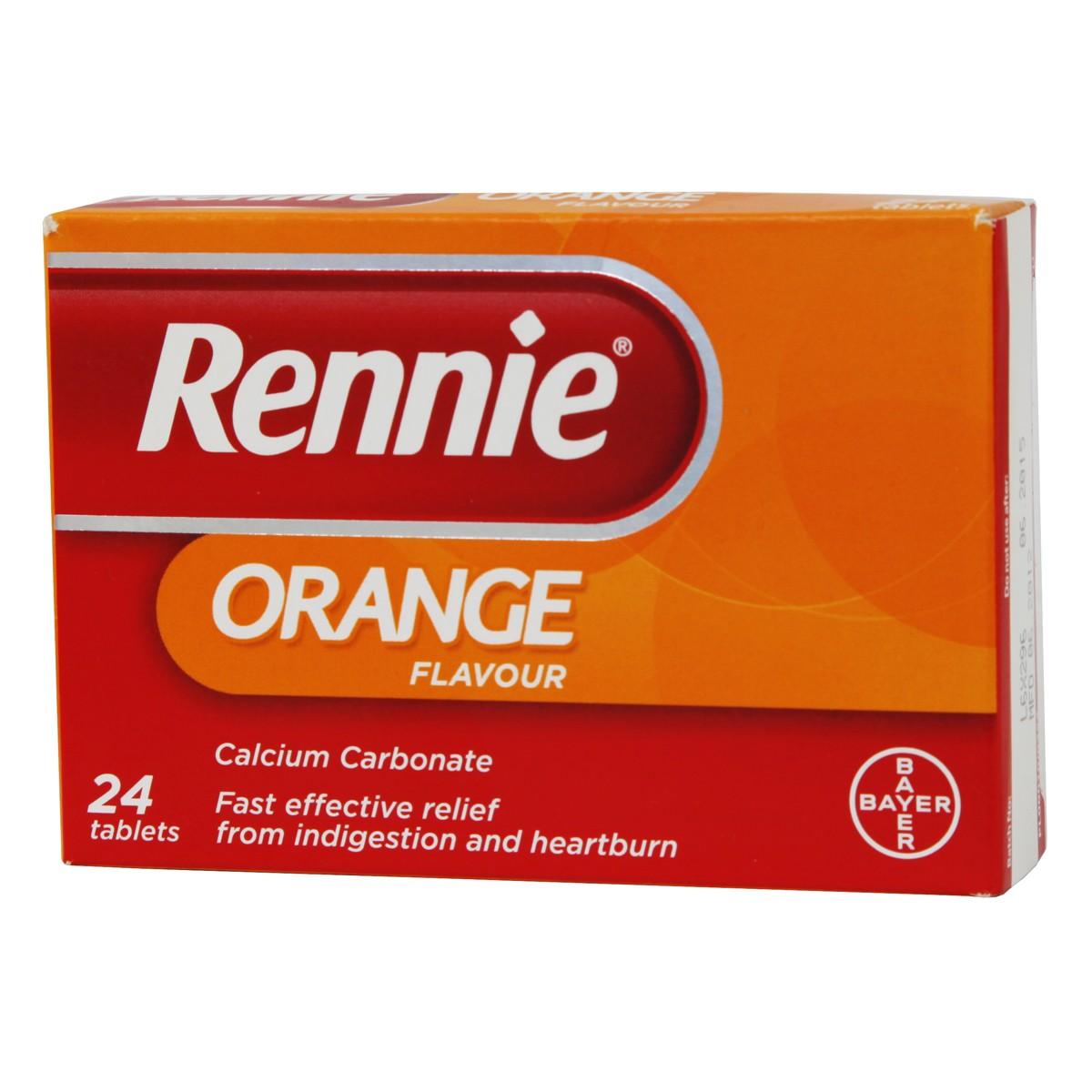 Rennie Orange