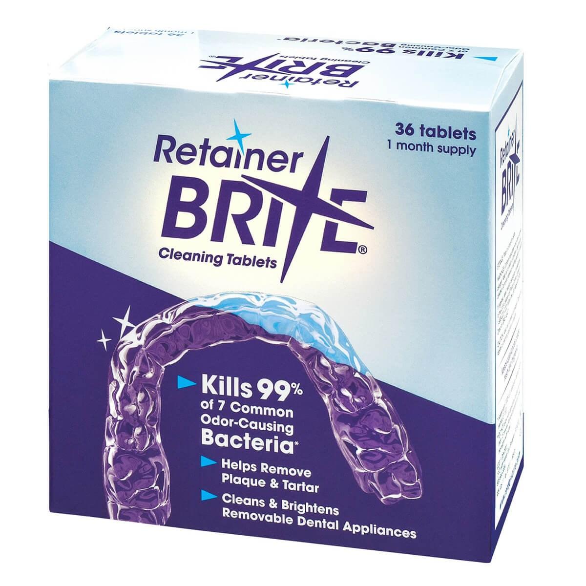 Retainer Brite