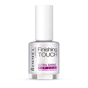 Rimmel Finishing Touch Ultra Shine Top Coat 12ml