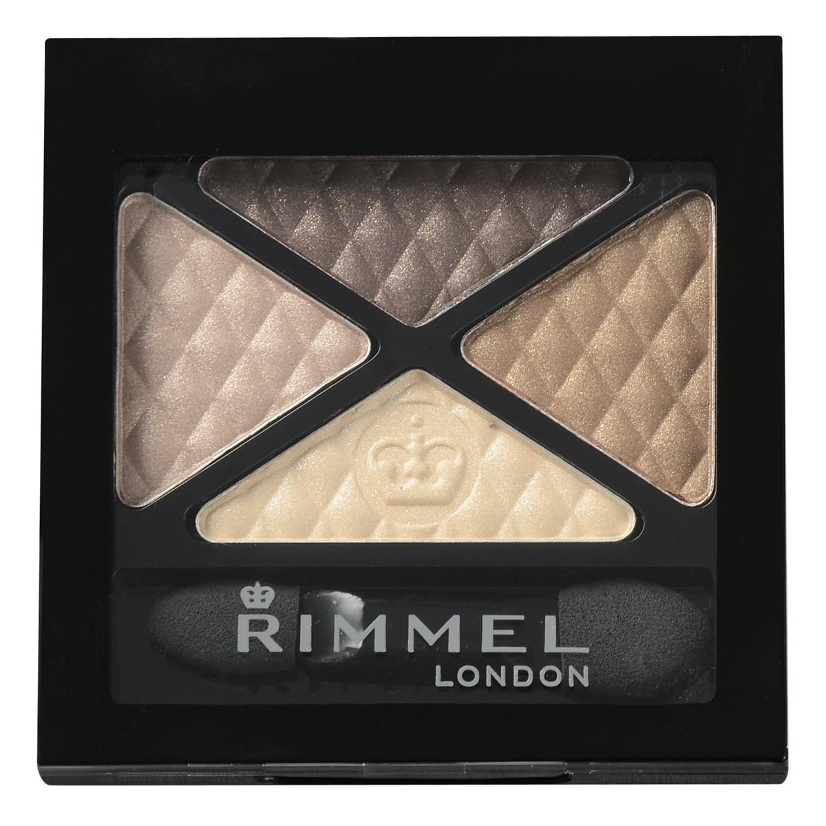 Rimmel Glam Eyes Quad Eye Shadow
