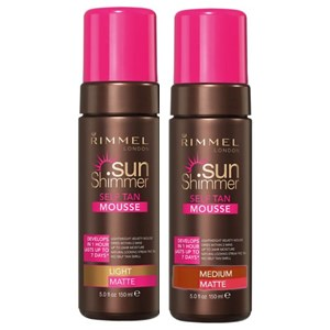 Rimmel Sun Shimmer Self Tan Mousse