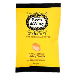 Roots & Wings Organic Sweets - Gently Soothing Barley Sugar
