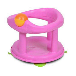 Safety 1st New Style Swivel Bath Seat - Pink