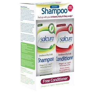 Salcura Anti-Itch Shampoo +  Free Conditioner