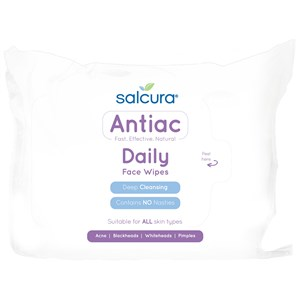 Salcura Antiac Daily Face Wipes