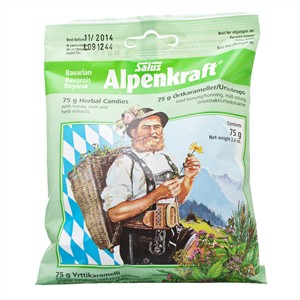 Salus Alpenkraft Herbal Candies