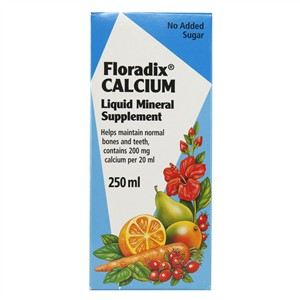 Salus Floradix Calcium Liquid Mineral Supplement