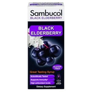 Sambucol Original Black Elderberry Liquid