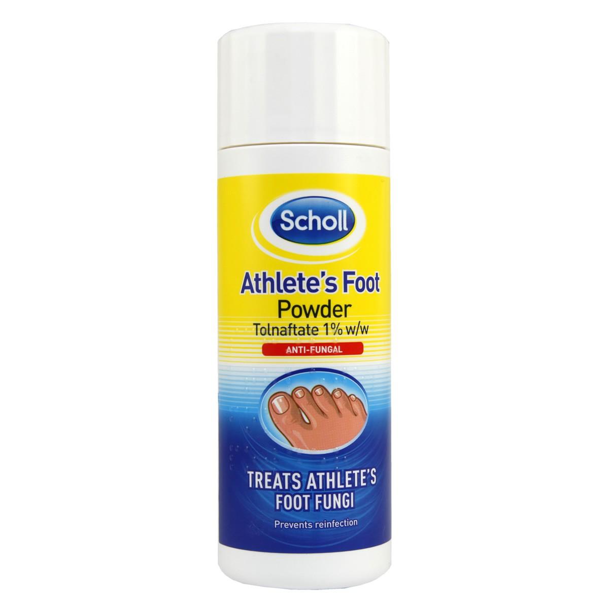 Scholl Athlete`s Foot Powder