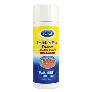 Scholl Athlete`s Foot Powder