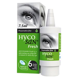 Scope Hycosan Fresh Eye Drops