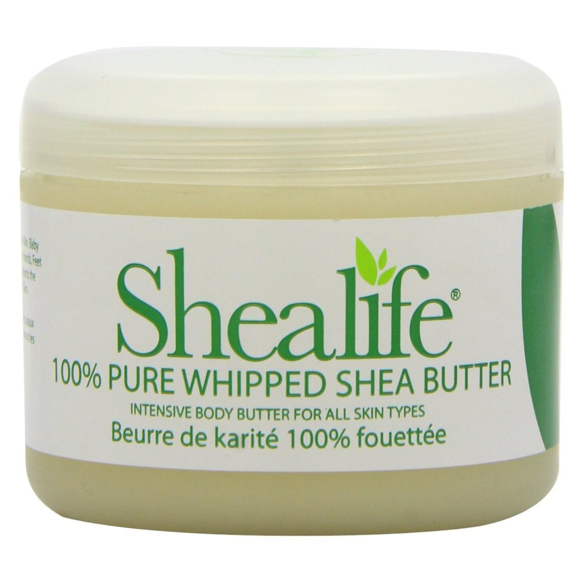 Shealife 100% Pure Whipped Shea Butter Body Butter