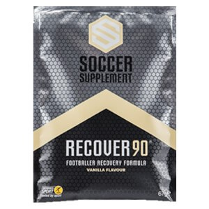 Soccer Supplement Recover90 Footballer Recovery Formula Vanilla Flavour