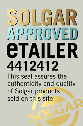Solgar Approved Etailer 4412412