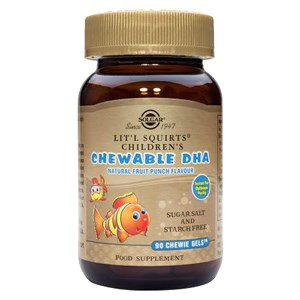 Solgar Children's Chewable DHA