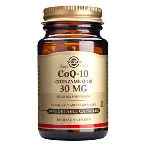 Solgar Coenzyme Q-10 30 mg Vegetable Capsules