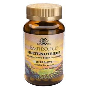 Solgar Earth Source® Multi-Nutrient Tablets