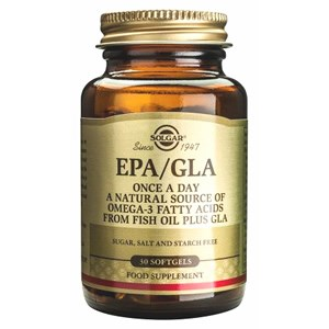 Solgar EPA/GLA Softgels