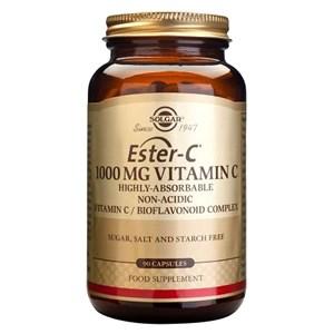 Solgar Ester-C 1000 mg Vitamin C Capsules
