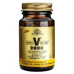 Solgar Formula VM-2000® Tablets
