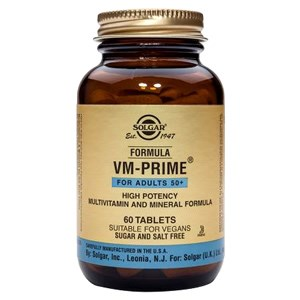 Solgar Formula VM-Prime® For Adults 50+ Tablets