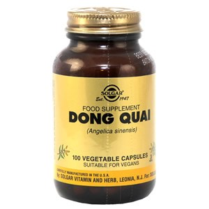 Solgar FP Dong Quai Vegetable Capsules