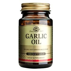 Solgar Garlic Oil Softgels