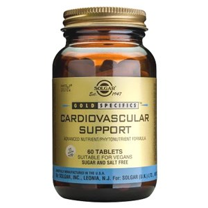 Solgar Gold Specifics Cardiovascular Support Tablets