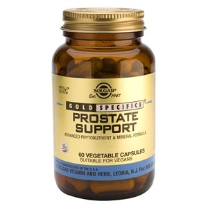 Solgar Gold Specifics Prostate Support® Vegetable Capsules