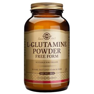 Solgar L-Glutamine Powder Free Form