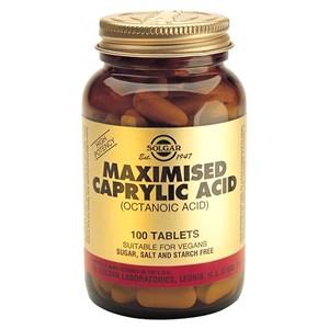 Solgar Maximised Caprylic Acid Tablets