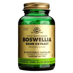 Solgar SFP Boswellia Resin Extract Vegetable Capsules