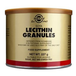 Solgar Soya Lecithin Granules