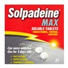 Solpadeine Max Soluble Tablets