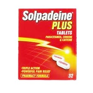 Solpadeine Plus Tablets
