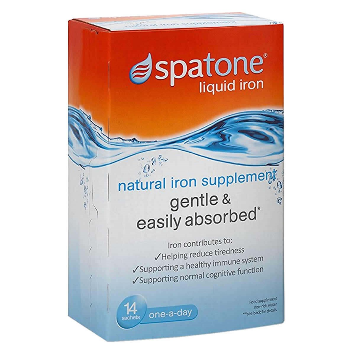 Spatone Natural Liquid Iron Supplement