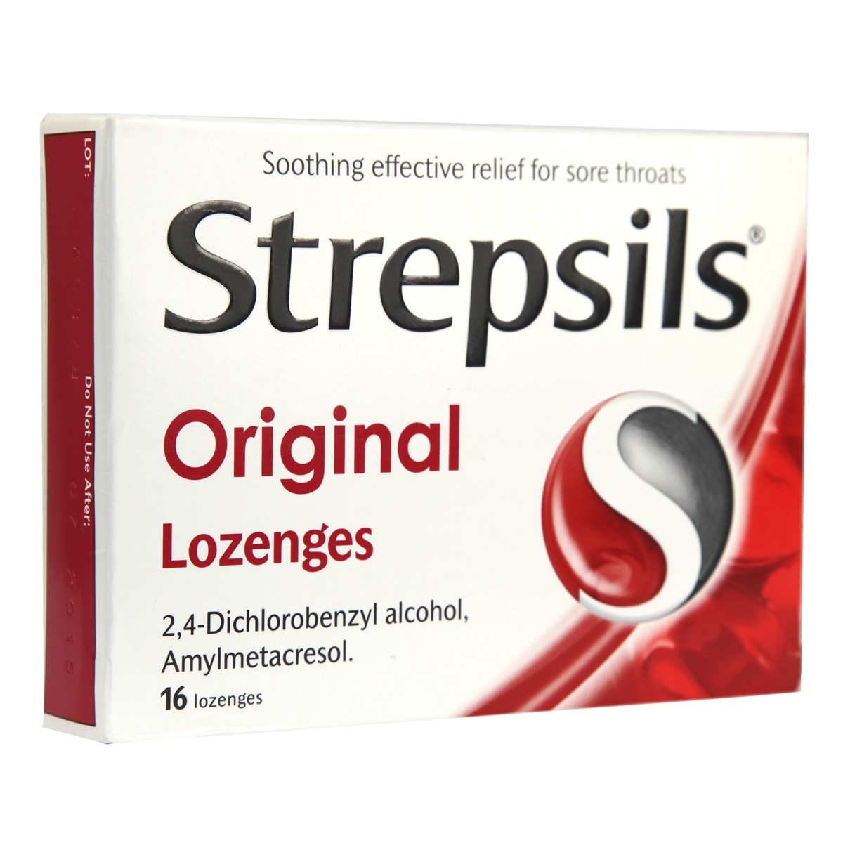 Strepsils Original Lozenges