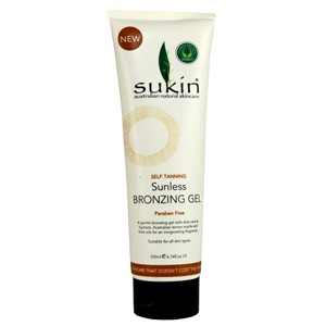 Sukin Self-Tanning Sunless Bronzing Gel