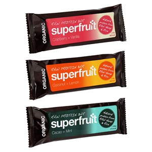 Superfruit Raw Protein Bar 50g
