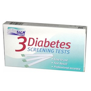 SureSign Diabetes Screening Test