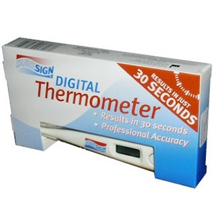 SureSign Digital Thermometer
