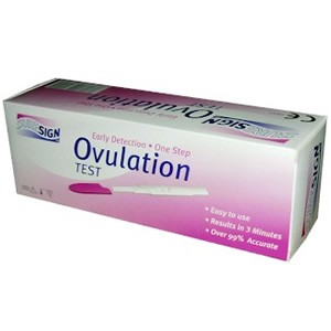 SureSign Ovulation Test